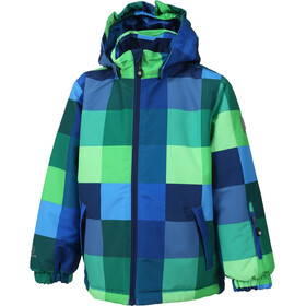 Color Kids Dikson Jacket Children green/blue